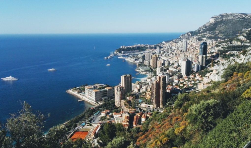 Monaco - Provence Roadtrip