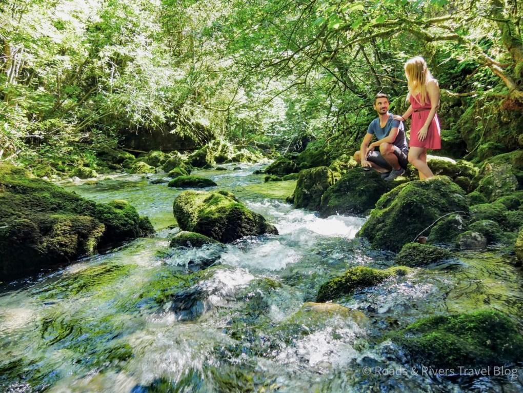 Gollinger Wasserfall - Österreich