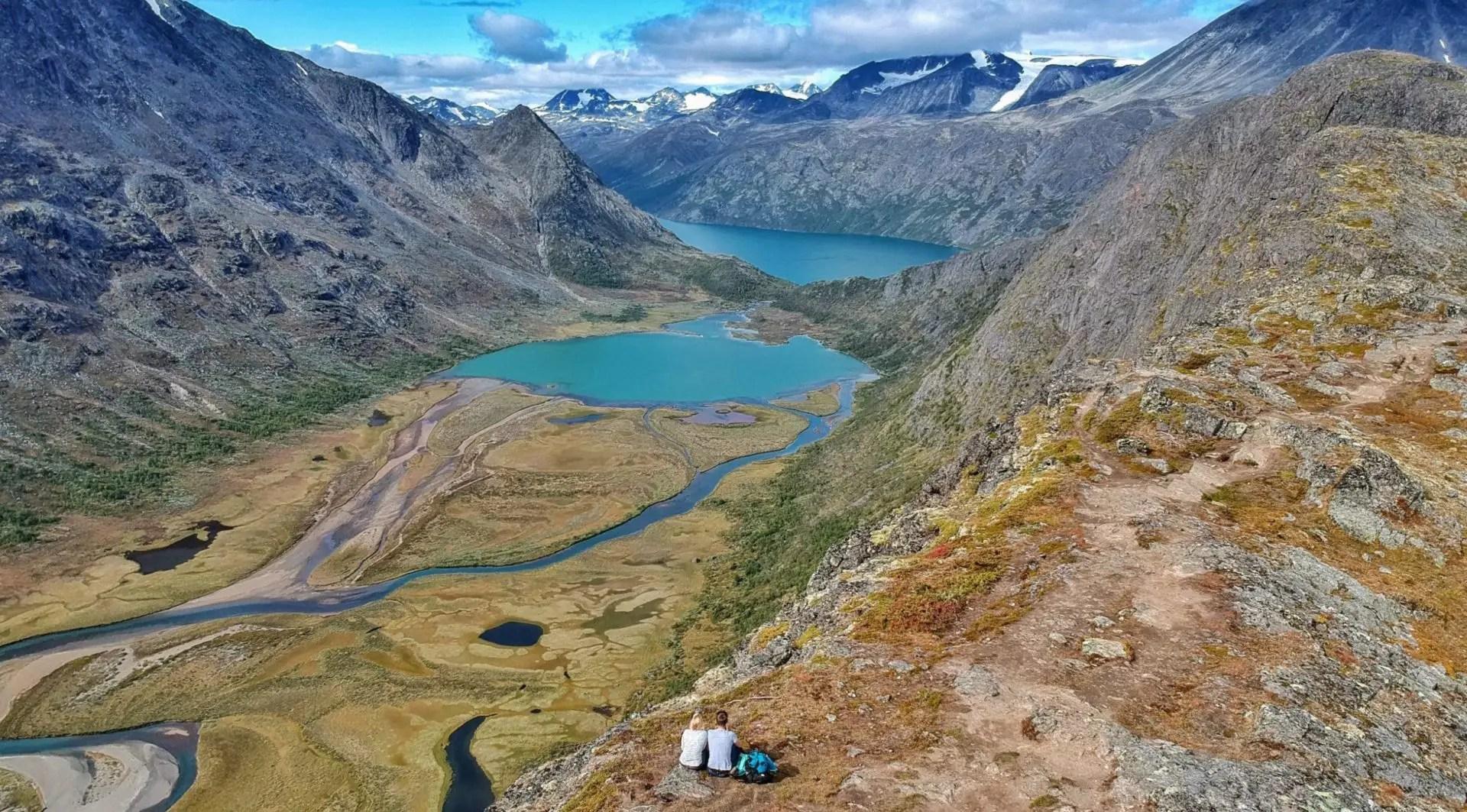 Knutshoe Norwegen