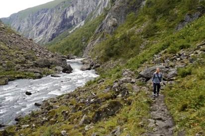 Voringfossen Wanderung