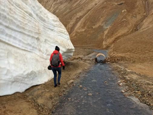 Kerlingarfjöll Hveradalir Geothermalgebiet Island