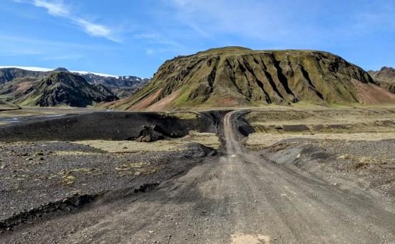 Þakgil Island Hochland