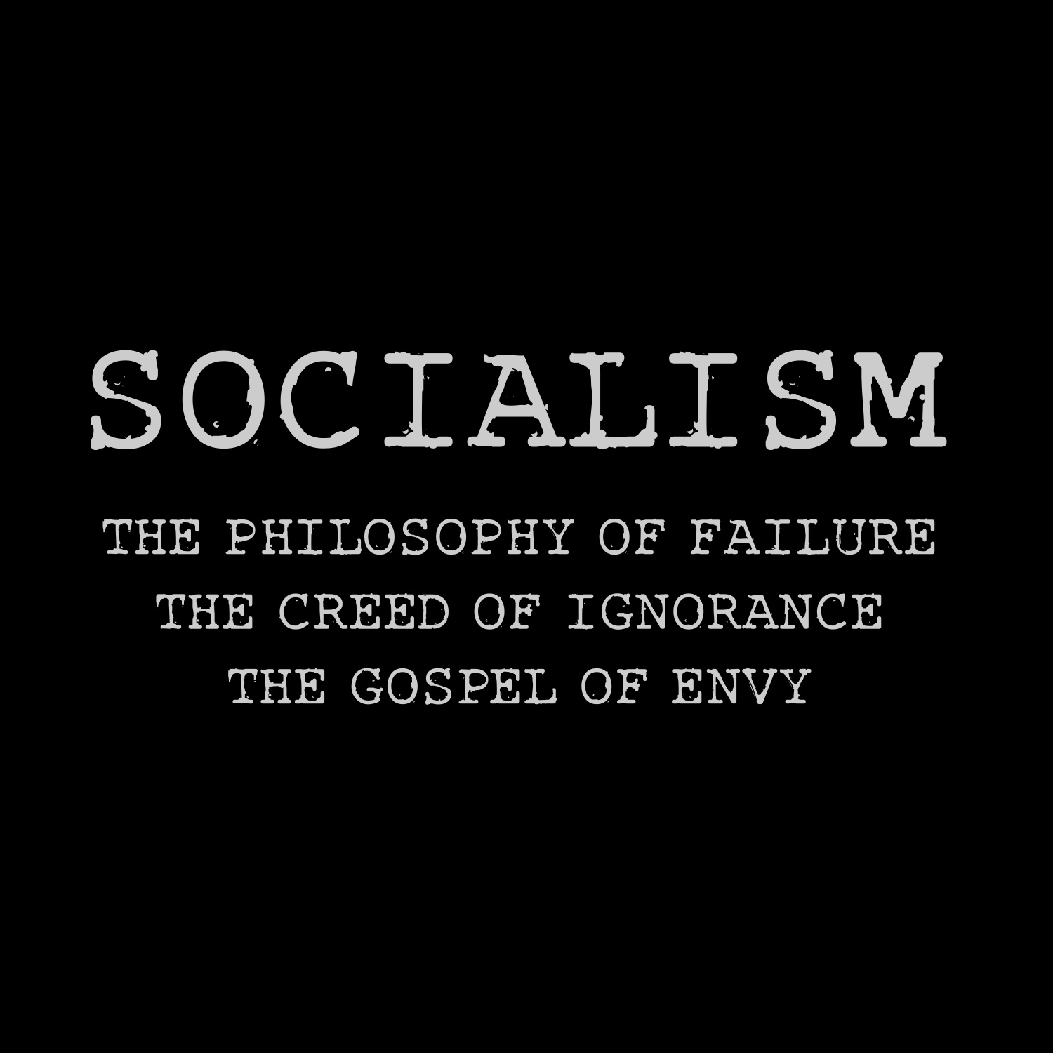 Socialism - T-shirts & more...