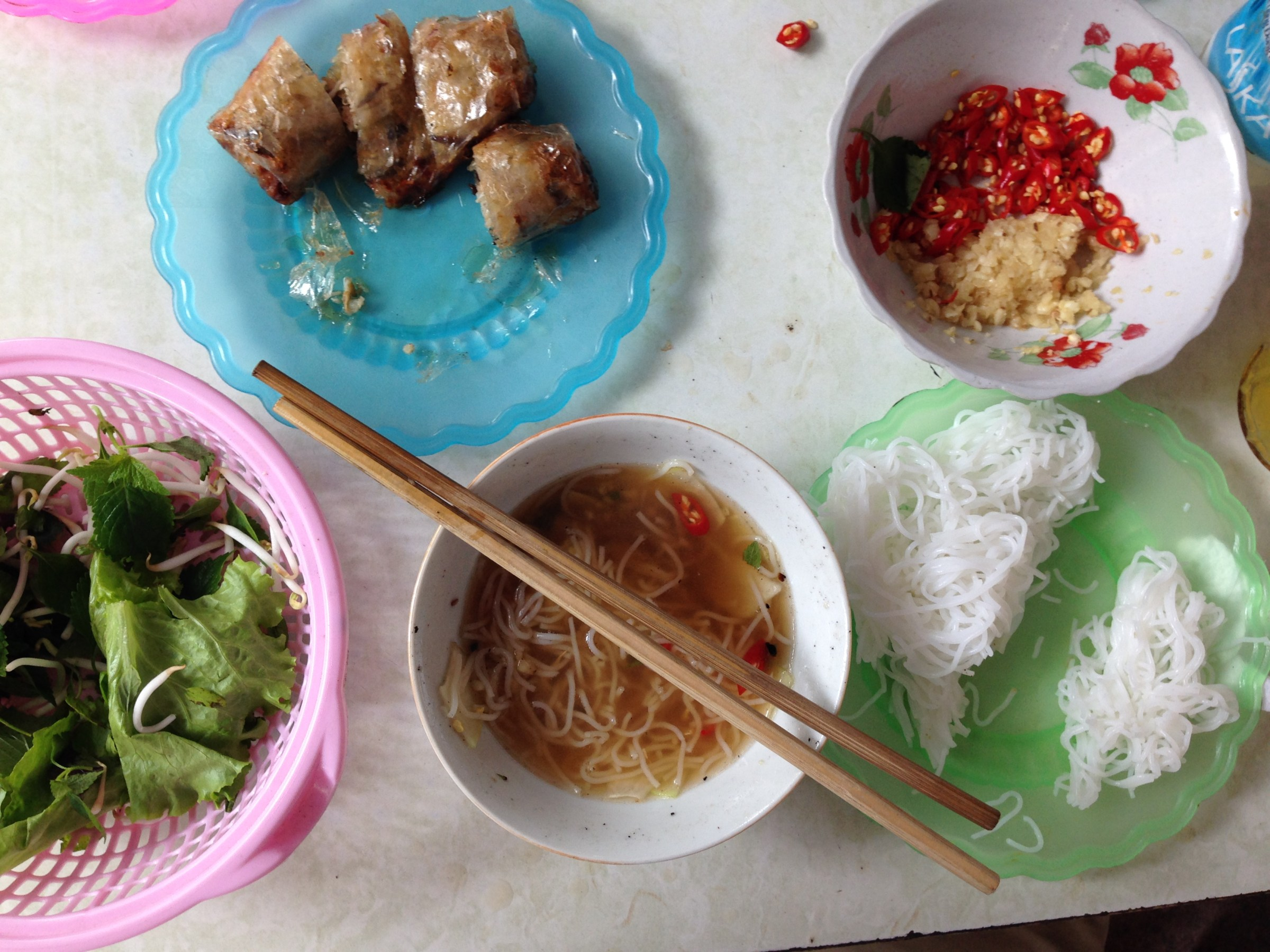 A Ballistic Bowl of Bun Cha - Roads & Kingdoms