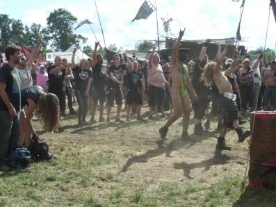 Wacken Open Air heavy metal festival Germany