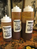 Barrel House BBQ sauce range in Lynchburg TN