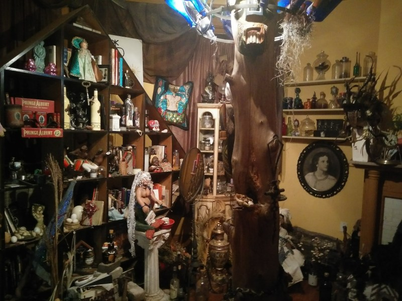 Inside Bloody Mary's House in New Orleans