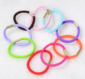 200pcs-lot-Elastic-Band-Mixed-Color-Velvet-Elastic-Hair-Band-Rope-Hair-Accessory-For-Girl-woman