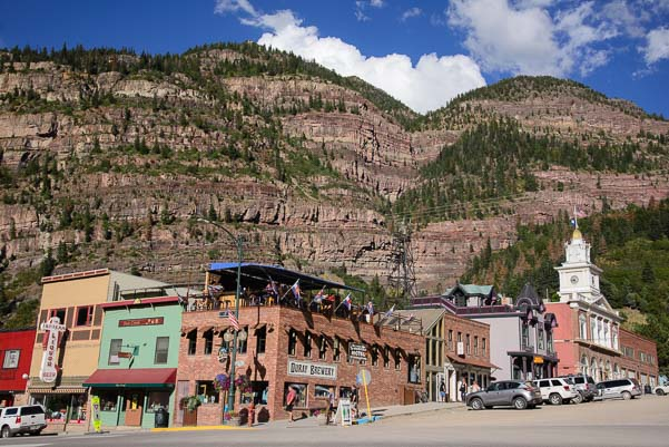 Ouray Finding The COLOR In Colorado On An RV Trip