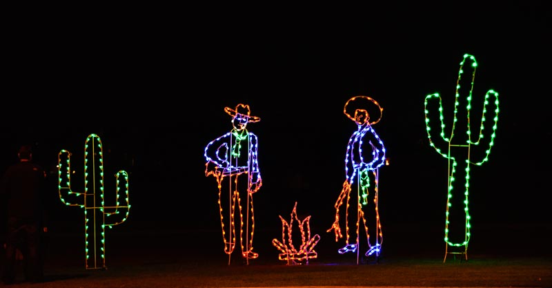 Merry Christmas From The Wild West Of Arizona