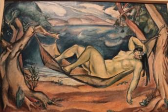 La Hamaca, Othon Friesz, 1912