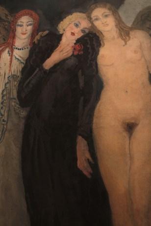 Los Fantasmas, Pierre Combet-Descombes, 1936