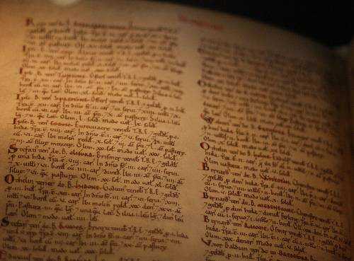 domesday book norman census of england by electropod flickr