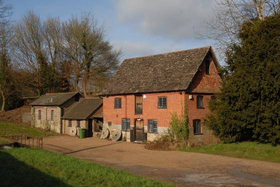 the old mill horsham sussex england by acirfa virtual tourist com