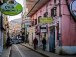 στους δρόμους του Puno