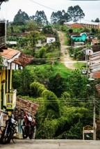 Όψη των γειτονιών του Salento