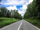 Η διαδρομή απο την Victoria προς τα σύνορα
