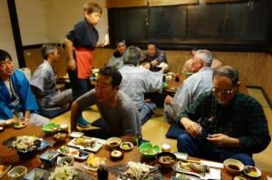 夕食&宴会(1)