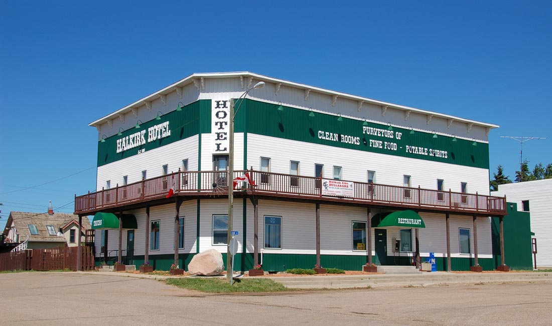 Halkirk Hotel