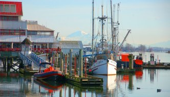 Steveston Historic Fishing Village