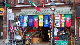 Toronto is Euro-soccer mad