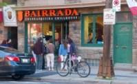 Front door of Bairrada Grillhouse