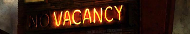 neon vacancy sign