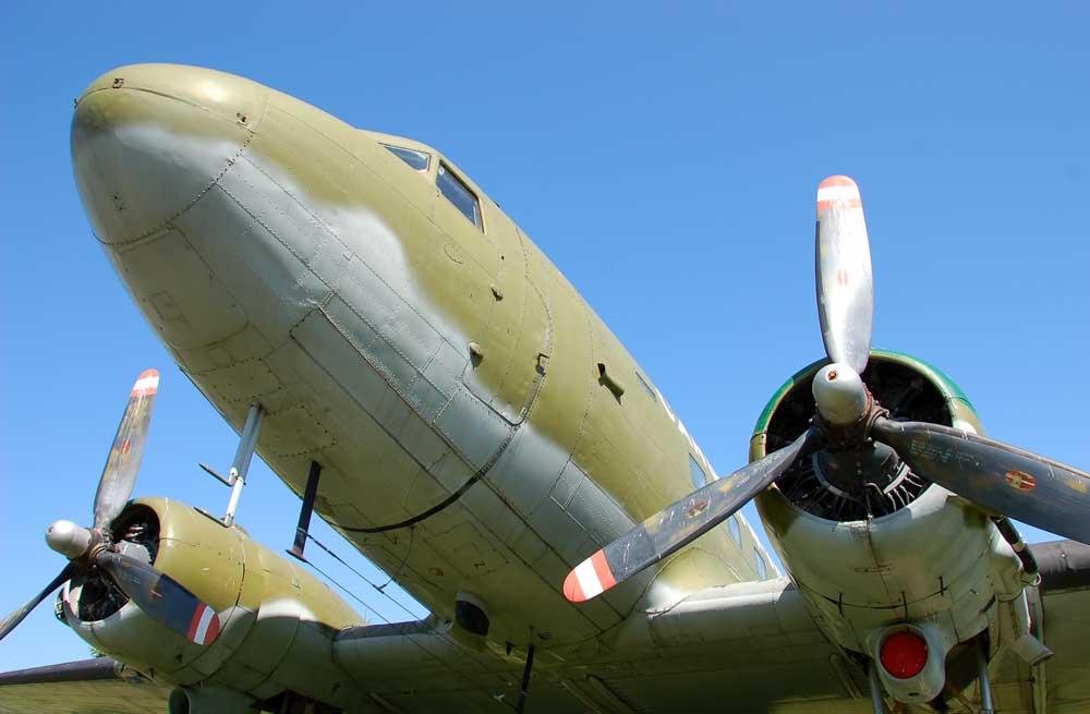 Douglas Dakota DC-3 aircraft