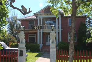 haunted house in Stirling, Alberta