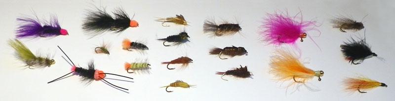 steelhead trout flies
