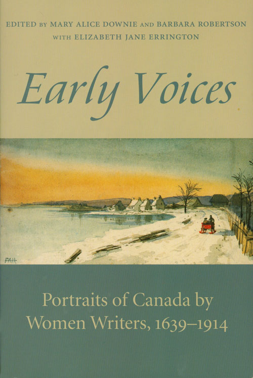 cover of Early Voices