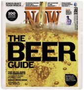 NOW Magazine Beer cover