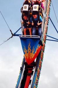CNE 2010 roller coaster