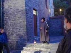 Québec City ghost tour