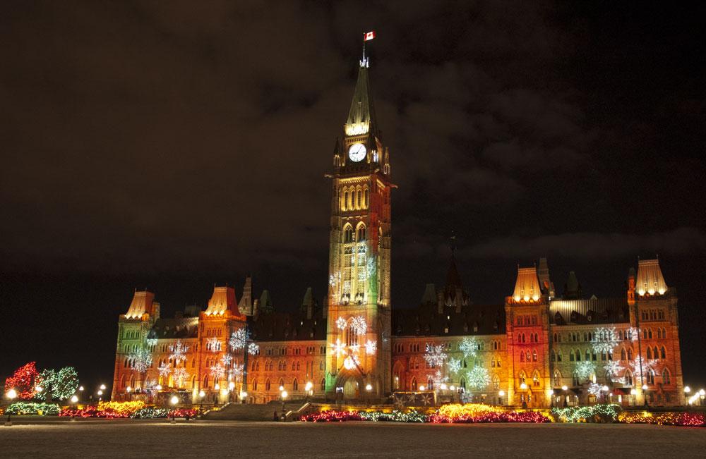 Ottawa Parliament Buildings