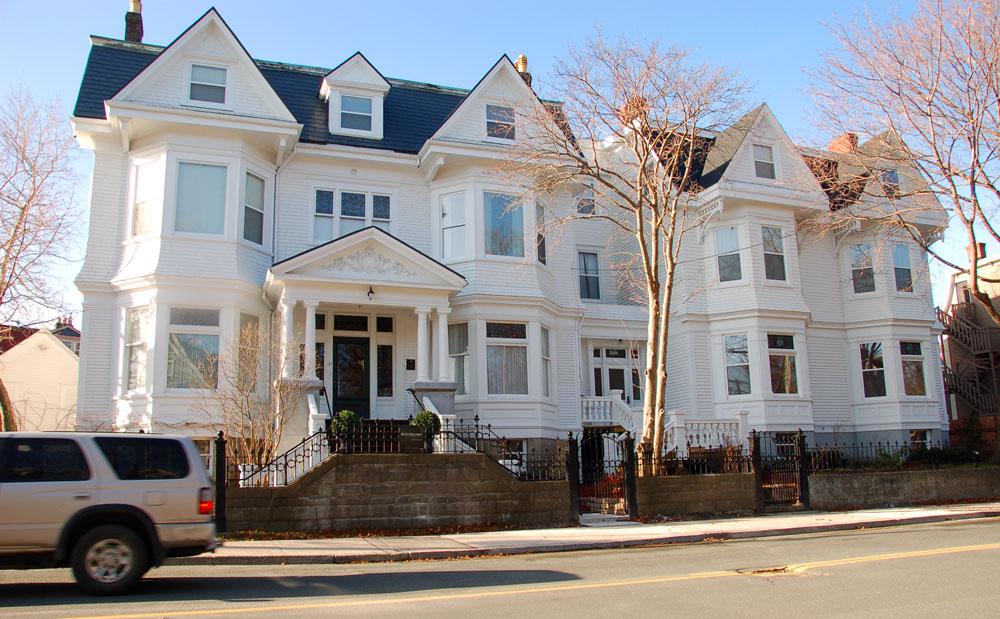 Ryan Mansion in St. John's, Newfoundland
