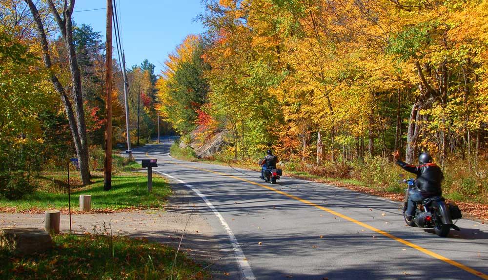 Mont Tremblant back roads 009