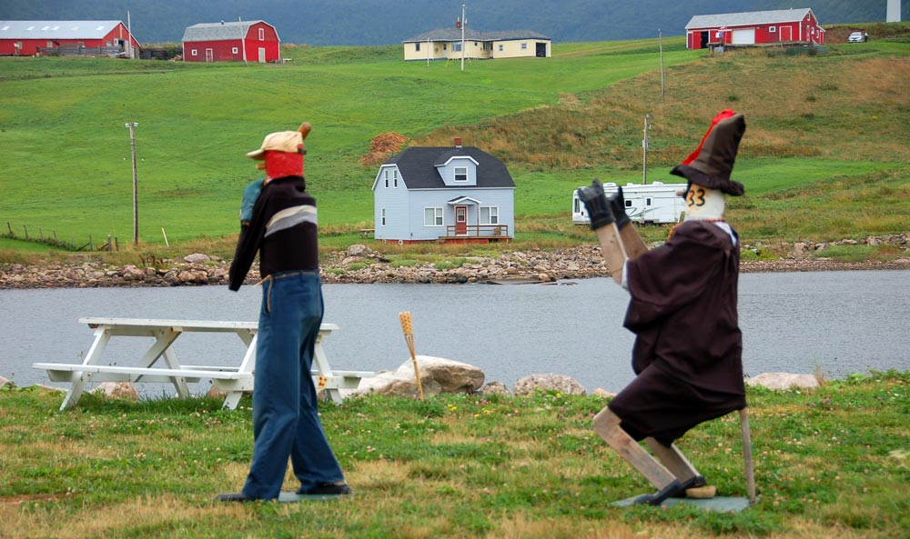 Acadian Culture cabot trail