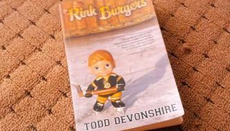 Hockey and Rink Burgers
