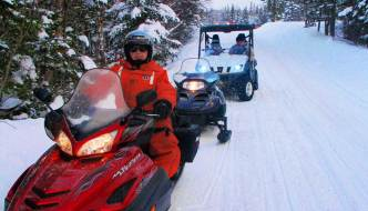 Newfoundland T'Railway Provincial Park