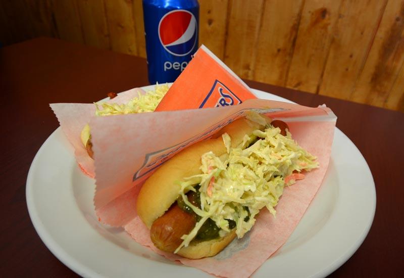 hotdog steame