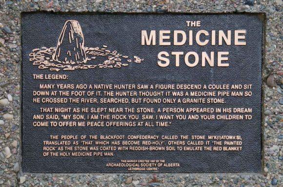 Medicine-Stone-Lethbridge