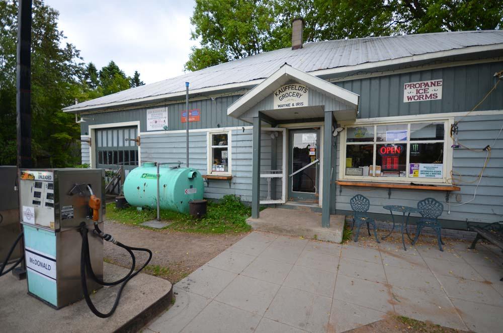 Kauffeldts Grocery in Quadeville, Ontario