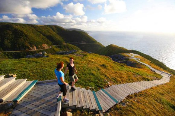 Cape Breton Highlands National Park Skyline Trail