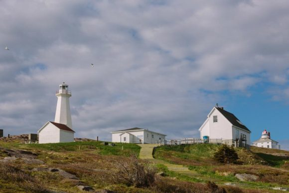 Cape Spear Lighthouse National Historic Site of Canada