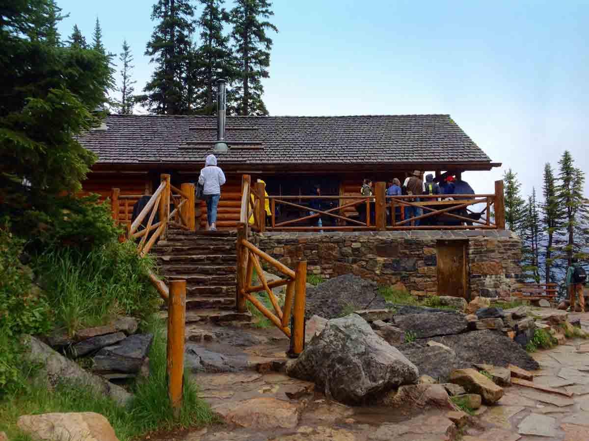 lake agnes tea house open - HD1200×900