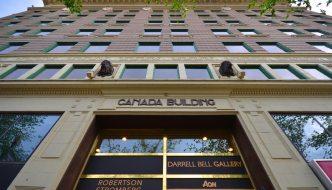 The Canada Building, Saskatoon