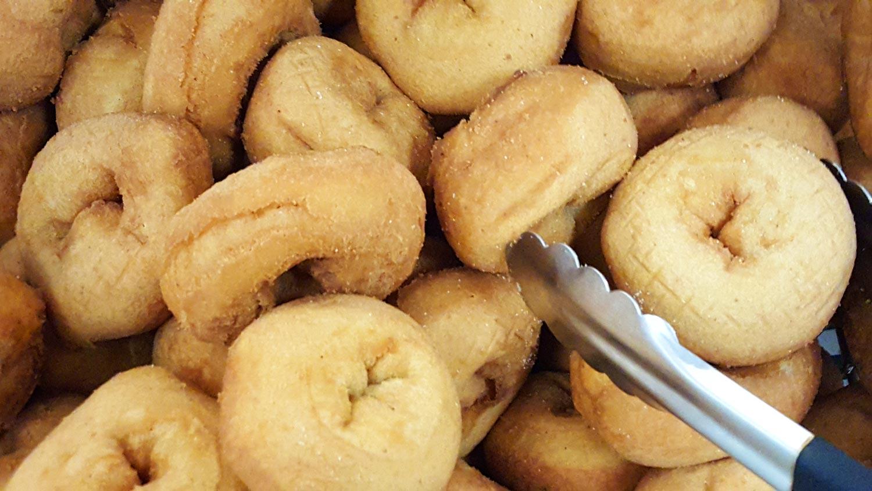 Masstown Market sugar donuts