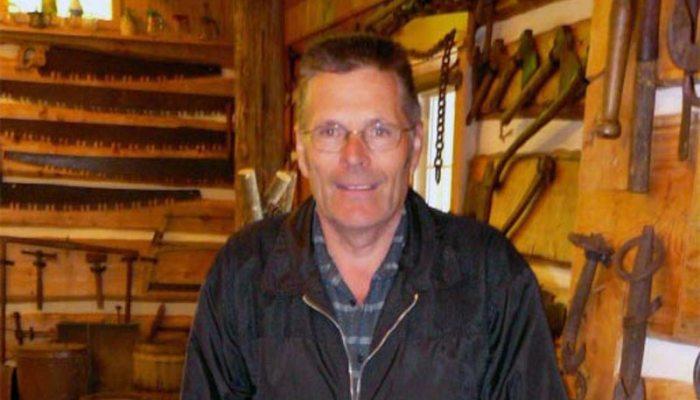 Vernon Wheeler maple syrup man