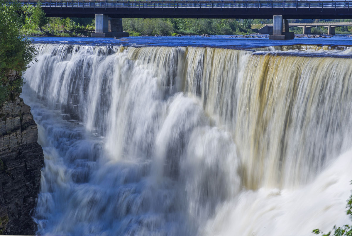 Kakebeka Falls near Thunder Bay, Ontario